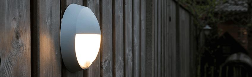 Lampade con sensore - esterno