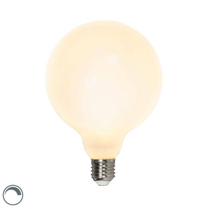 Lampadina-dimmerabile-E27-LED-G125-8W-900lm-2700-K