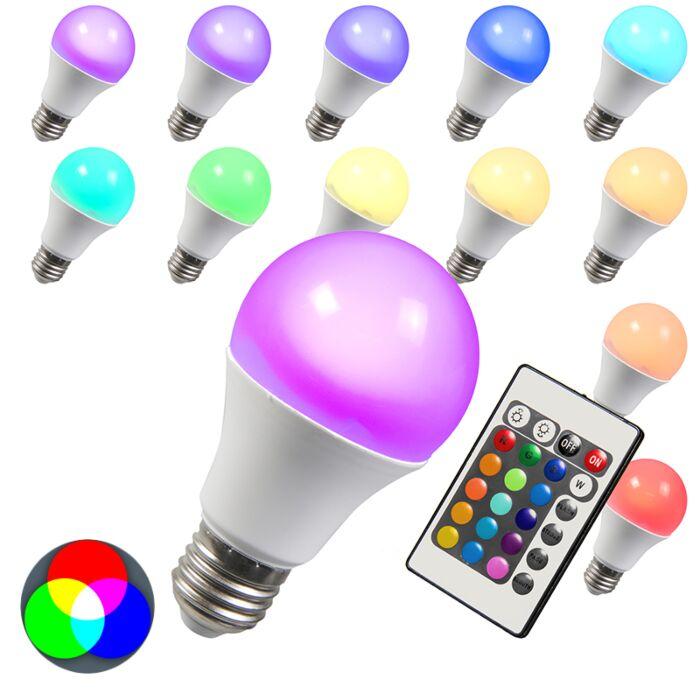 Lampadina-E27-LED-3W-180LM-RGB