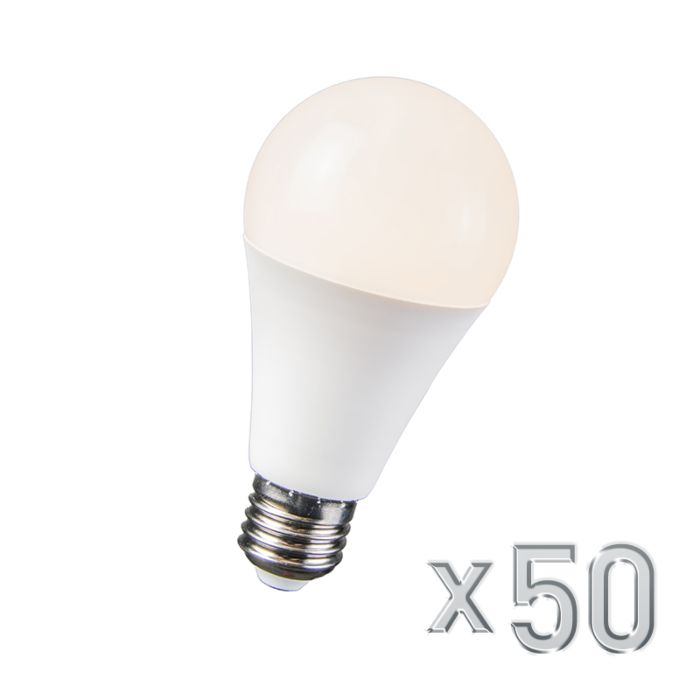 Set-of-50-E27-LED-B60-WW-Bulbs-10W