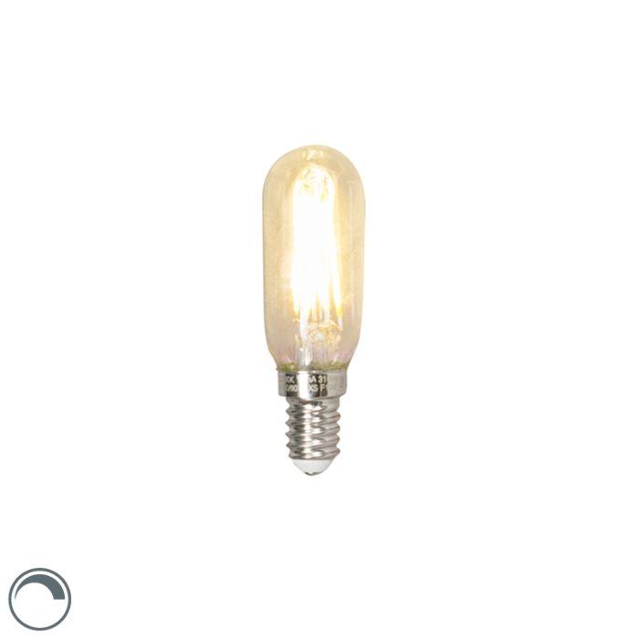 Lampada-a-filamento-LED-tubo-E14-240-V-3,5-W-310lm-T24-dimmerabile