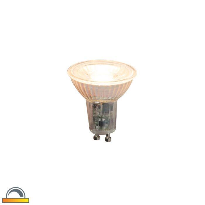 Lampada-a-LED-dimmerabile-GU10-5.5W-360lm-2000K---2700K