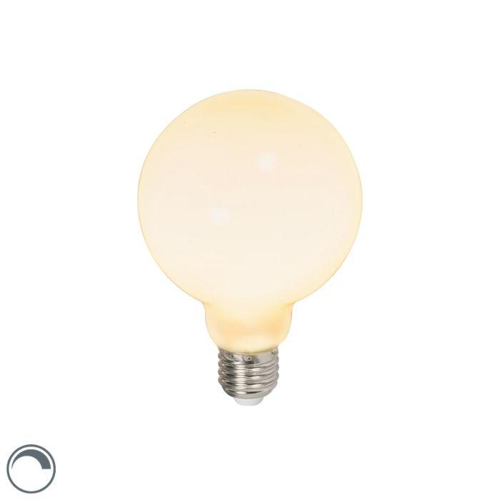 Lampadina-dimmerabile-E27-LED-G95-6W-650lm-2700-K
