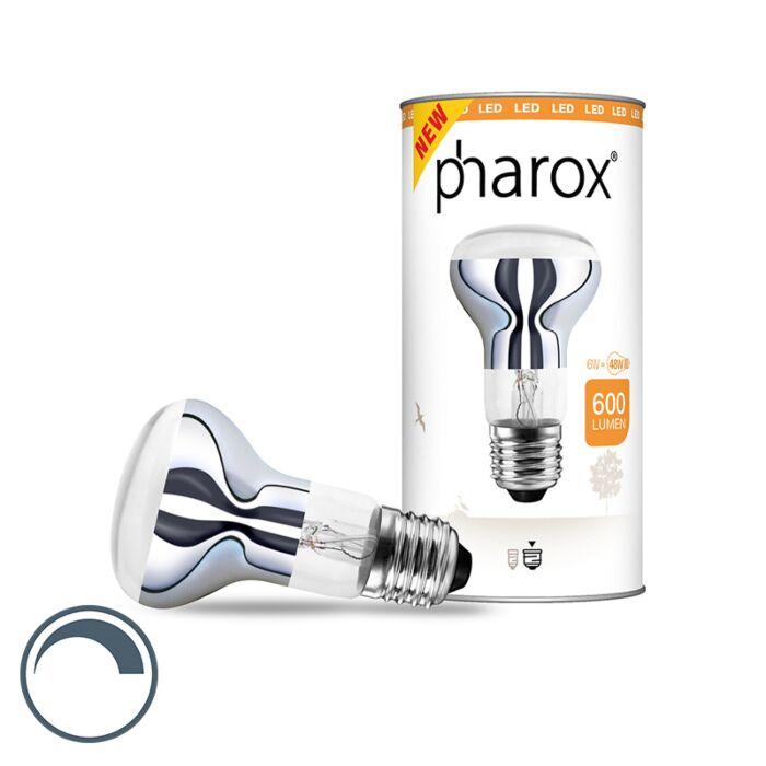 Lampadina-E27-a-LED-PHAROX-riflettore-6W-600LM