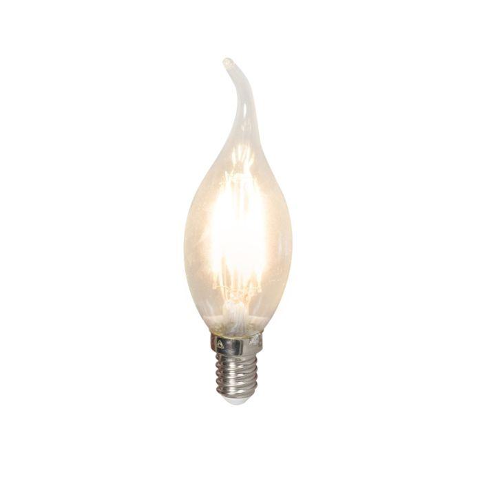Lampadina-a-LED-E14-colpo-di-vento-a-filamento-BXS35-3,5W-350LM