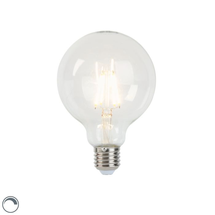 Filamento-LED-dimmerabile-E27-G95-5W-470-lm-2700K
