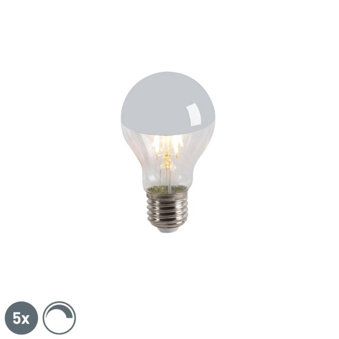 Set-di-5-specchi-retrovisori-a-LED-a-filamento-E27-240V-4W-300lm-A60-dimmerabili