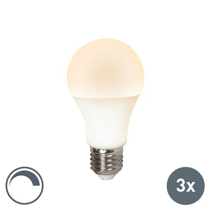 Set-3-lampadina-a-LED-E27-10W-A60-810LM-regolabile