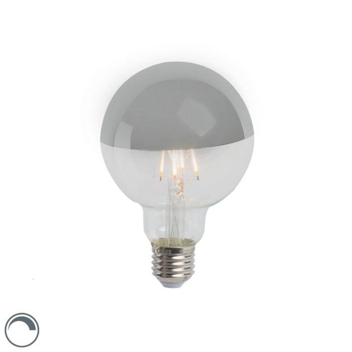 E27-specchio-dimmerabile-a-LED-a-filamento-testa-specchio-G95-argento-280lm-2300K
