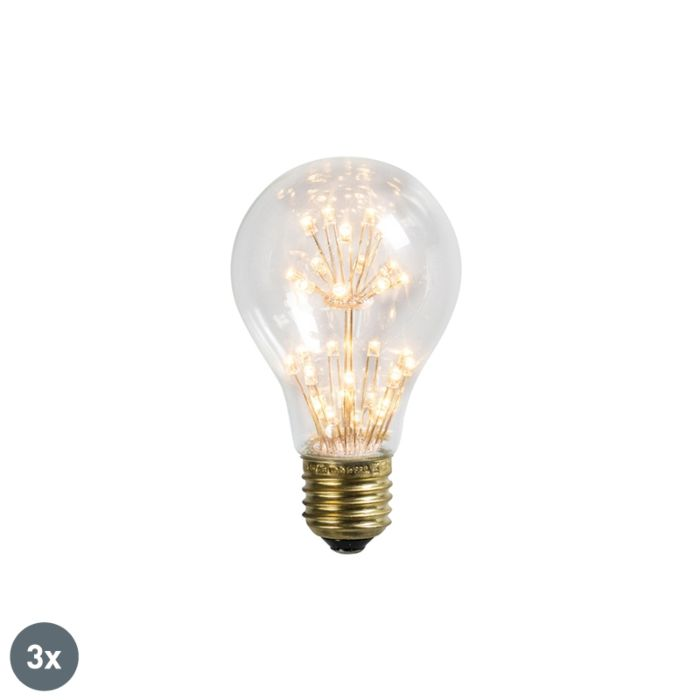 Set-di-3-lampade-a-LED-E27-1.4W-/-136LM