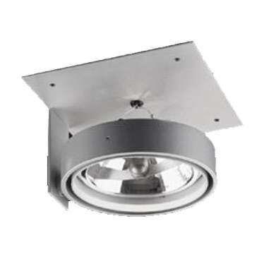 Faretto-da-incasso-grande-'Grid-In-ZB-1-SR'-design-alluminio---adatto-per-LED-/-interno,-bagno