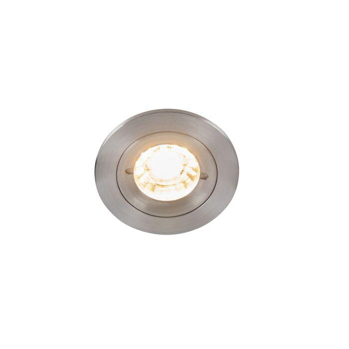 Spot-da-incasso-moderno-in-alluminio-IP44---Xena-Round