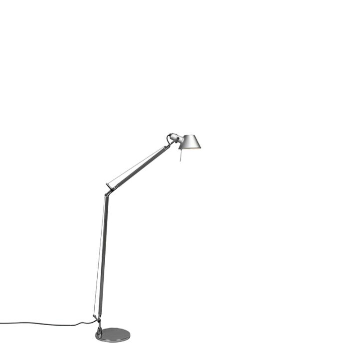 Artemide-lampada-da-terra-in-alluminio-orientabile---ARTEMIDE-Tolomeo-Lettura