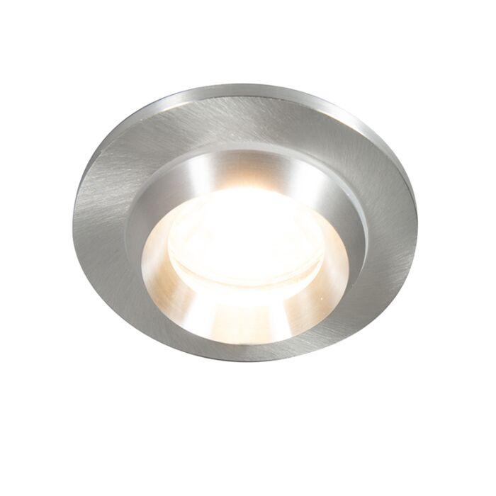 Spot-moderno-da-incasso-in-alluminio-IP54---Spa