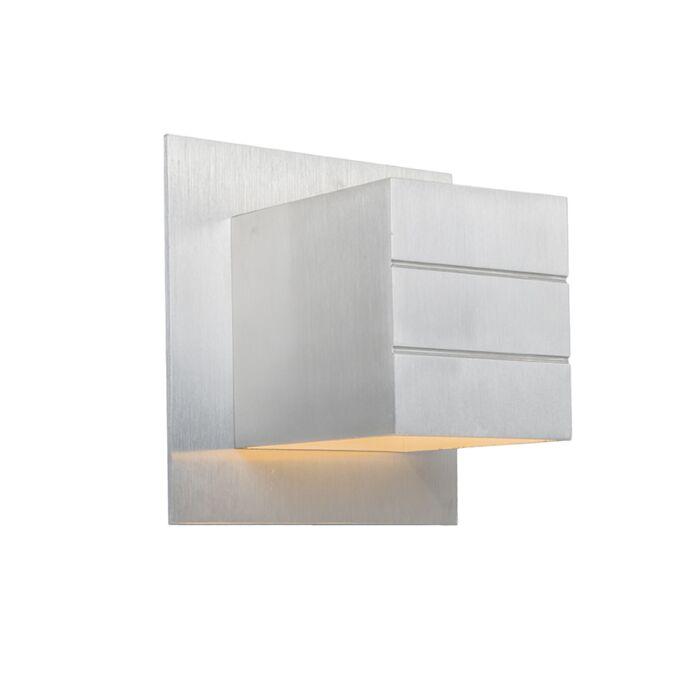 Lampada-da-parete-moderna-in-alluminio---Ypsilon