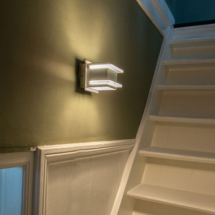Lampada-da-parete-design-in-alluminio---Block