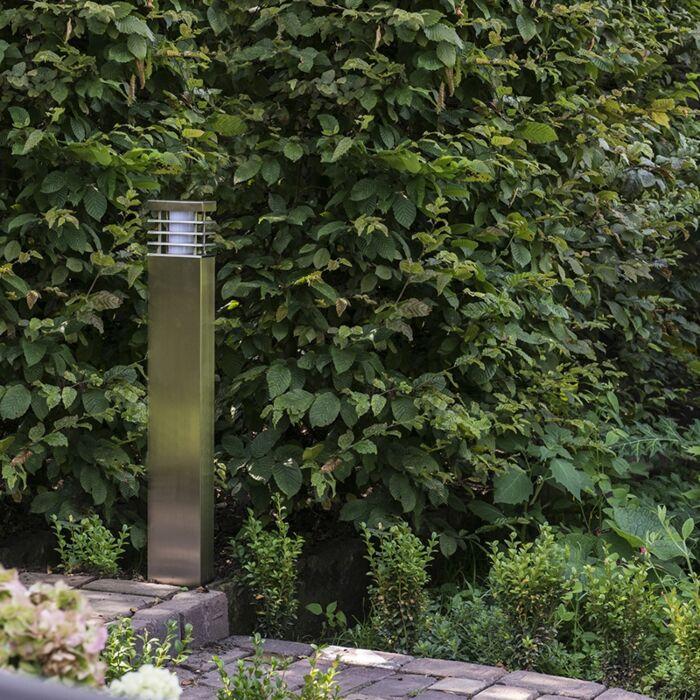 Palo-da-terrazza-'Norton-80'-moderno-acciaio-inossidabile---adatto-per-LED-/-esterno