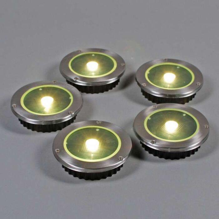 'solar'-include-LED-/-esterno