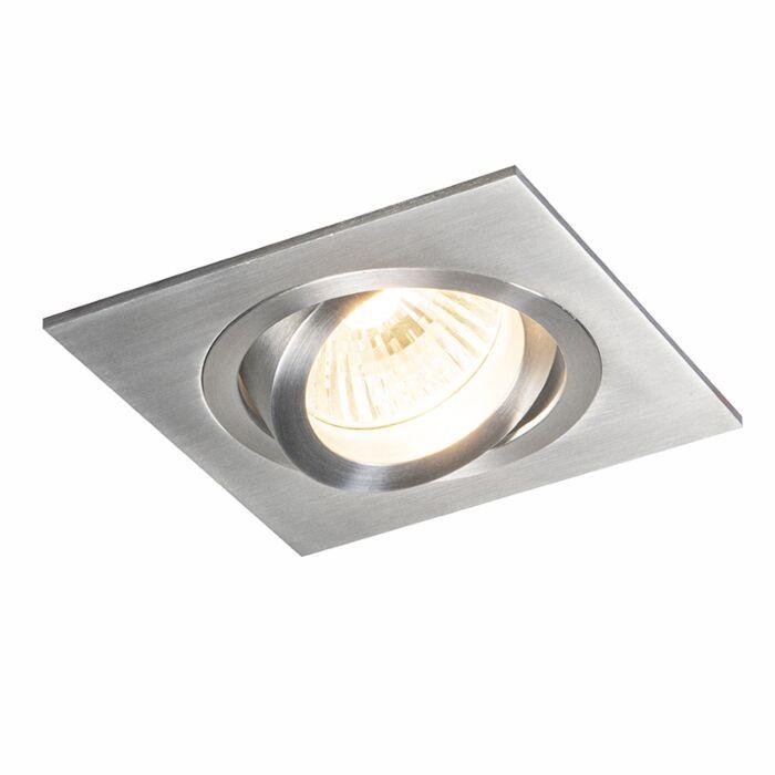 Spot-da-incasso-in-alluminio-inclinabile---Blocco-1