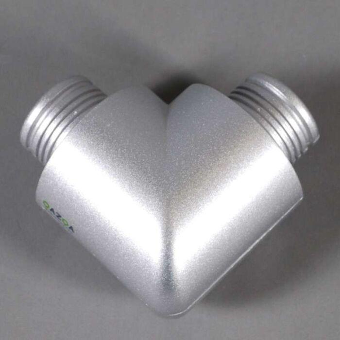 '90'-moderno-grigio/alluminio