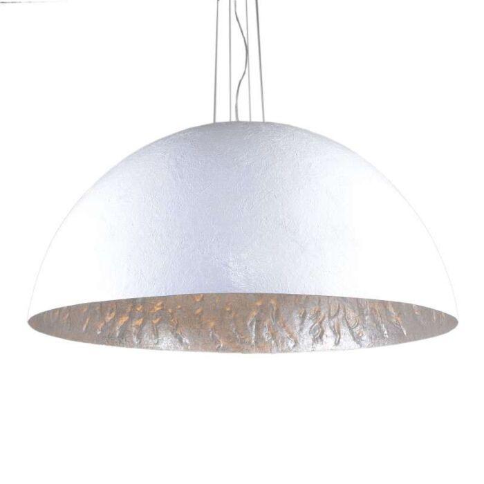 Lampada-a-sospensione-grande-'Magna-120'-design-blanca/plastica---adatta-per-LED-/-interna