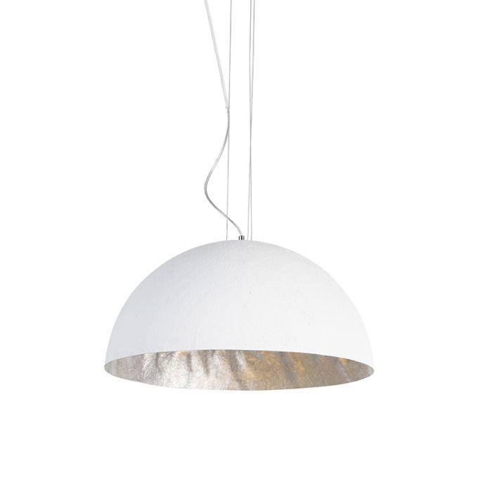 Lampada-a-sospensione-moderna-bianca-50cm---MAGNA