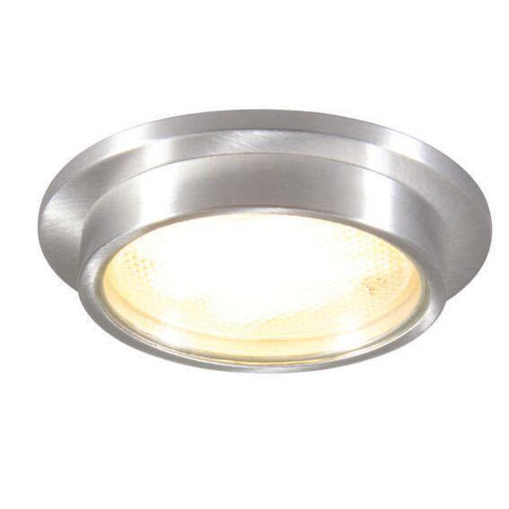 Faretto-da-incasso-'Topaz-R'-moderno-alluminio---adatto-per-LED-/-esterno,-interno,-bagno