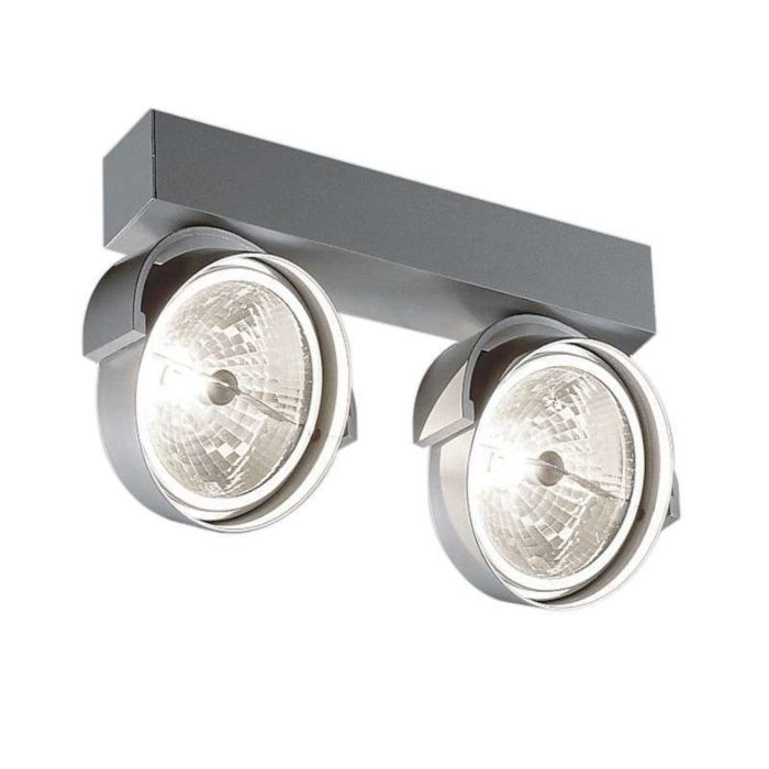 Faretto-'Rand-211-T50'-moderno-alluminio---adatto-per-LED-/-interno