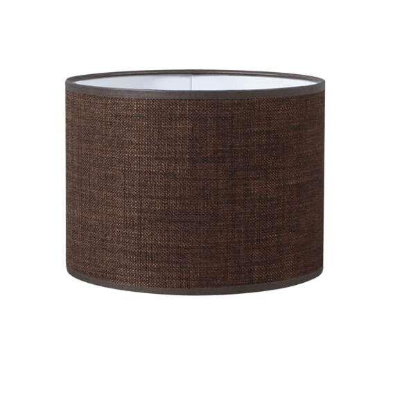 Paralume-'20/20/15'-moderno-caffè/tessuto-adatto-per-LED