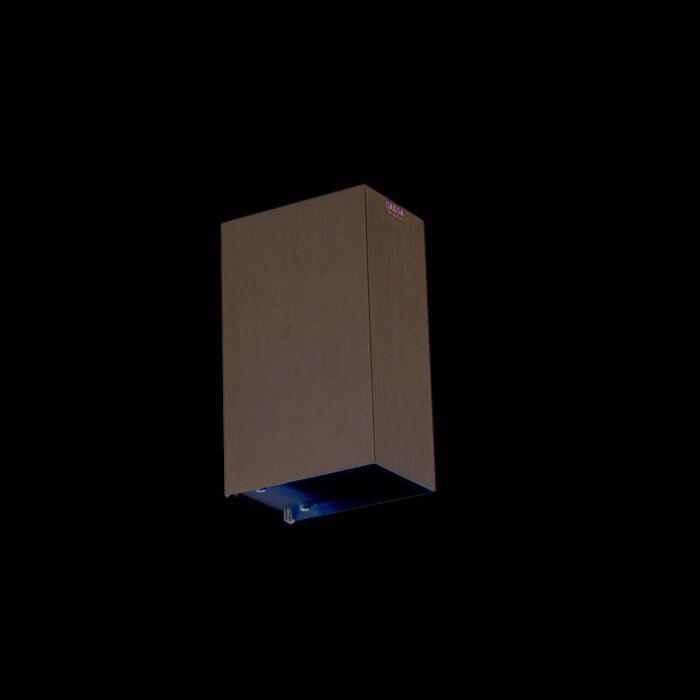 Applique-'Tabb-2'-moderno-alluminio---adatto-per-LED-/-interno
