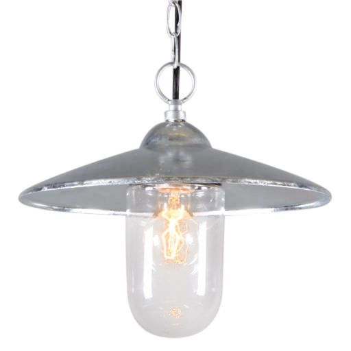 Lampada-a-sospensione-stile-nautico-'Hamburg'-rustica-grigia/zinco---adatta-per-LED-/-esterna,-interna,-bagno