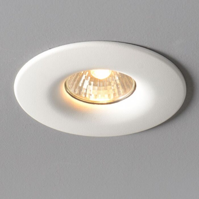 Faretto-da-incasso-'Moon'-moderno-blanco/alluminio---adatto-per-LED-/-interno