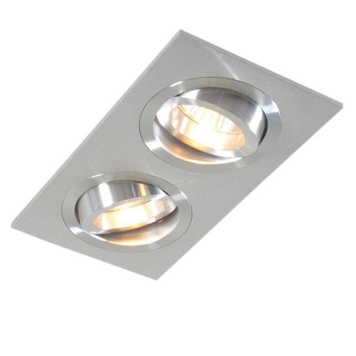Spot-da-incasso-in-alluminio-inclinabile---Blocco-2