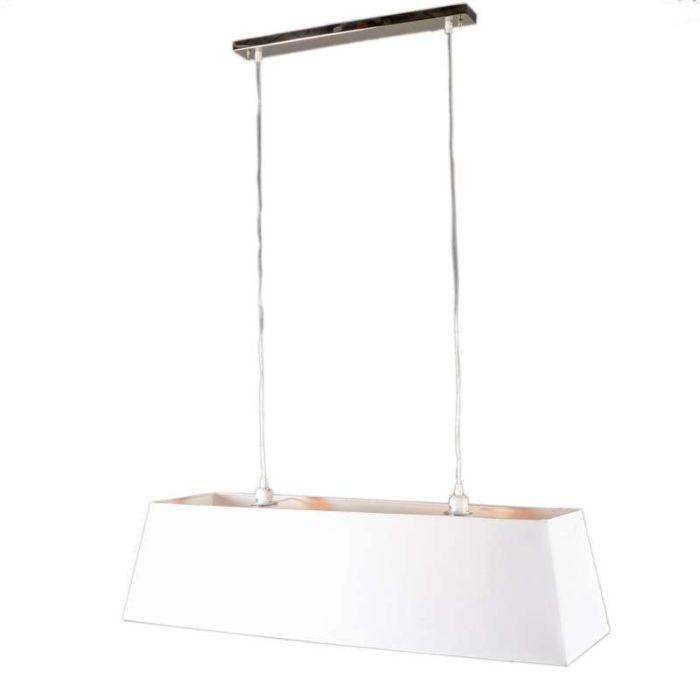 Lampada-a-sospensione-con-paralume-'Culla'-moderna-multicolore/tessuto---adatta-per-LED-/-interna