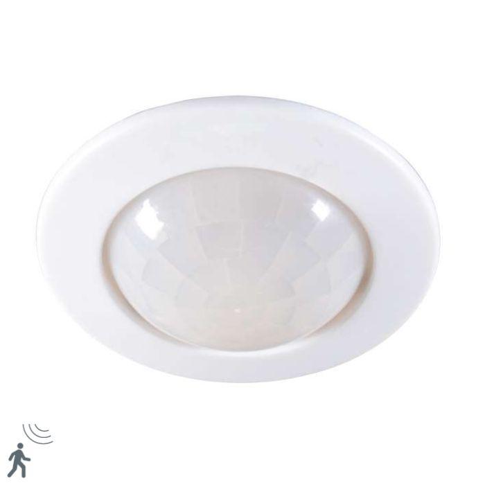 Rilevatori-di-movimento-PIR-360-moderno-bianco