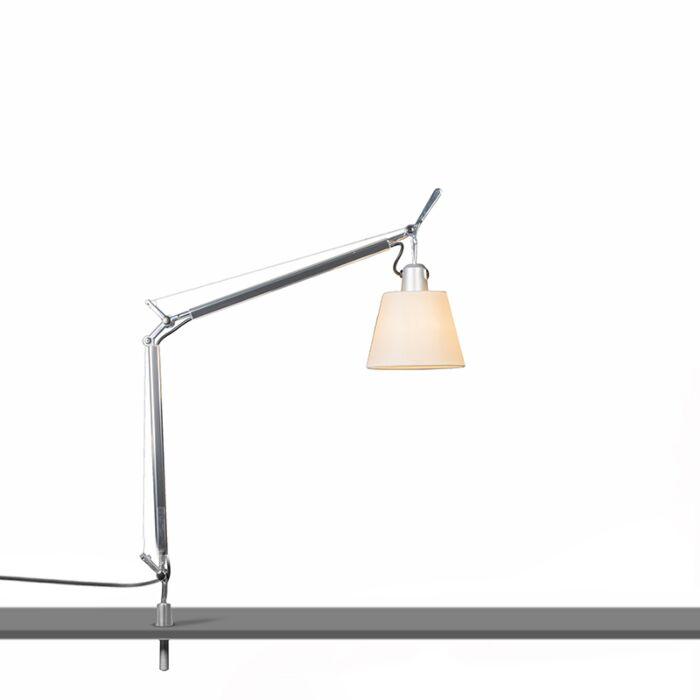 Lampada Da Tavolo Artemide Orientabile Artemide Tolomeo Basculante Tavolo Lampadaeluce