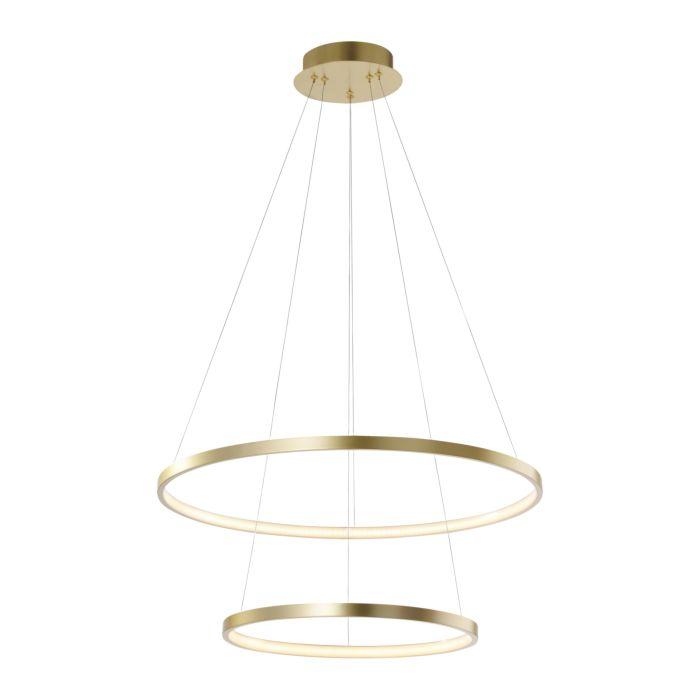 Moderna-lampada-a-sospensione-ad-anello-in-oro-con-LED---Anella-Duo
