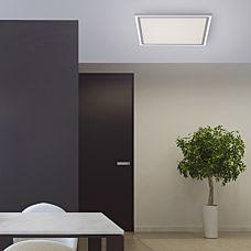 Plafondlamp-wit-46-cm-incl.-LED-2700---5000K---Luntani